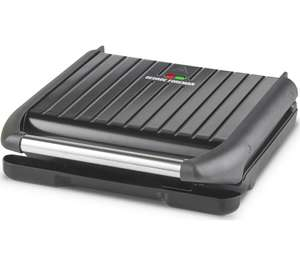 George Foreman Grill - Black £49.99 @ Currys