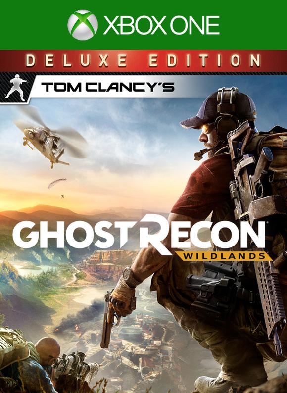 Tom Clancy's Ghost Recon: Wildlands (Deluxe Edition) XBOX ONE £19.50 Coolshop