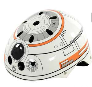 Star Wars BB-8 kids bike helmet reduced to £5 at Halfords. (Free C&C)