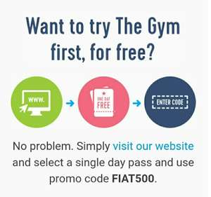 Free The Gym Pass