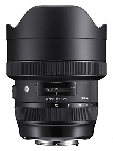 Sigma 12-24 mm F4 DG HSM Art Nikon Mount Lens £982.89 @ Amazon
