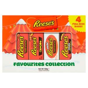 Reese's Selection Box 168G £4 @ tesco various others