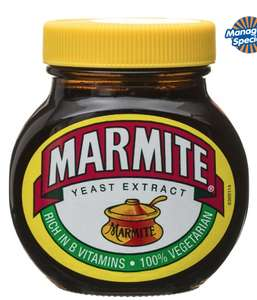 Hate it or love it! It's Marmite 250 grams at £2.00 @ B&M