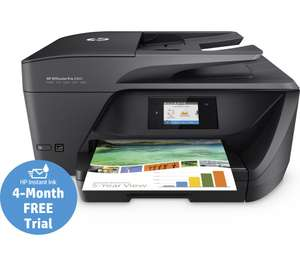 HP Officejet Pro 6960 - £79.99 - With 4 Months Instant Ink & £30 Cashback Promo - Currys / PC World