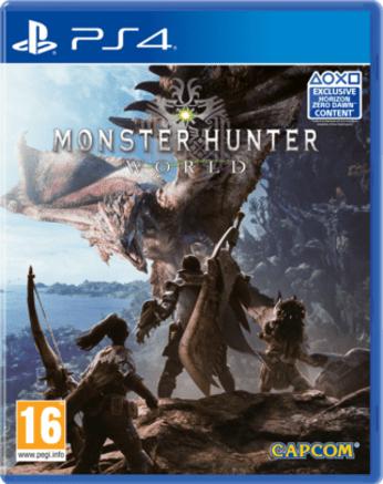 Monster Hunter World £18.99 / Resident Evil 7 Gold £14.89 / Assassins Creed Origins £15.99 (PS4/Xbox One) Delivered (Ex-Rental) Delivered @ Boomerang