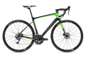 Giant Defy Advanced Pro 1 2018 at Pedalon - save 26% on last year's price £2199