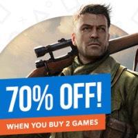 PS4 Sniper Elite 4 & Prey Digital Deluxe Bundle - £24.88 @ PSN