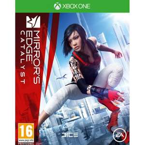 Mirrors Edge Catalyst Xbox One Game @ 365Games + Free Delivery £5.09