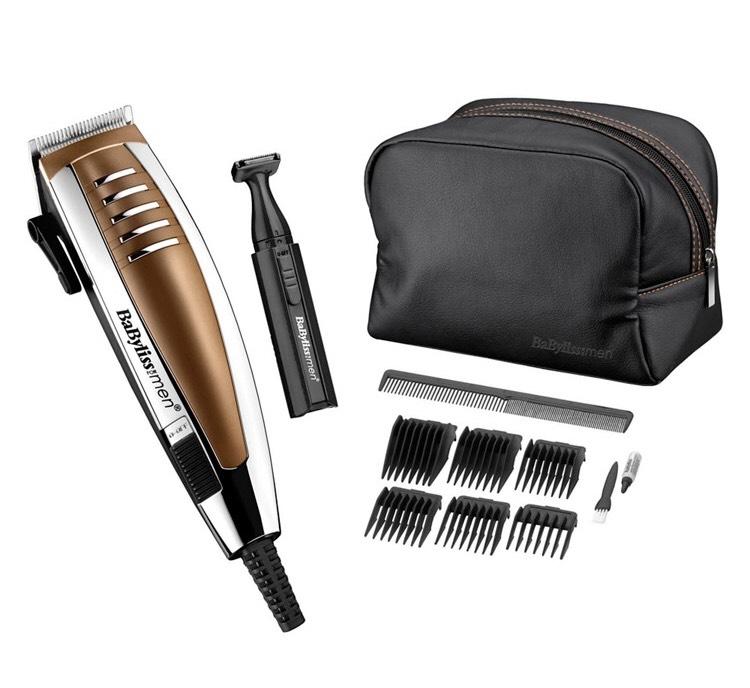 BaByliss - Professional hair clipper gift set £30 @ Debenhams