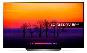 """NOW £1999 Save £500! 2018 LG OLED65B8PLA 65"""" Smart 4K Ultra HD HDR OLED TV Sale price £2499 > £1999! LESS cashback/codes as well! @ Currys"""