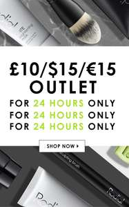 Rodial 24 hour £10 sale - e.g. bee venom day cream £10 from £130 plus free delivery and samples