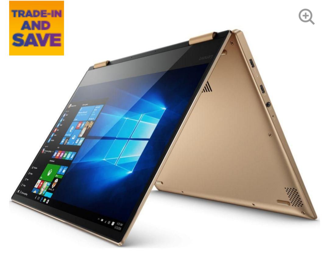 Lenovo Yoga 720 Laptop I7 256 SSD 8GB RAM £799.98 @ Currys
