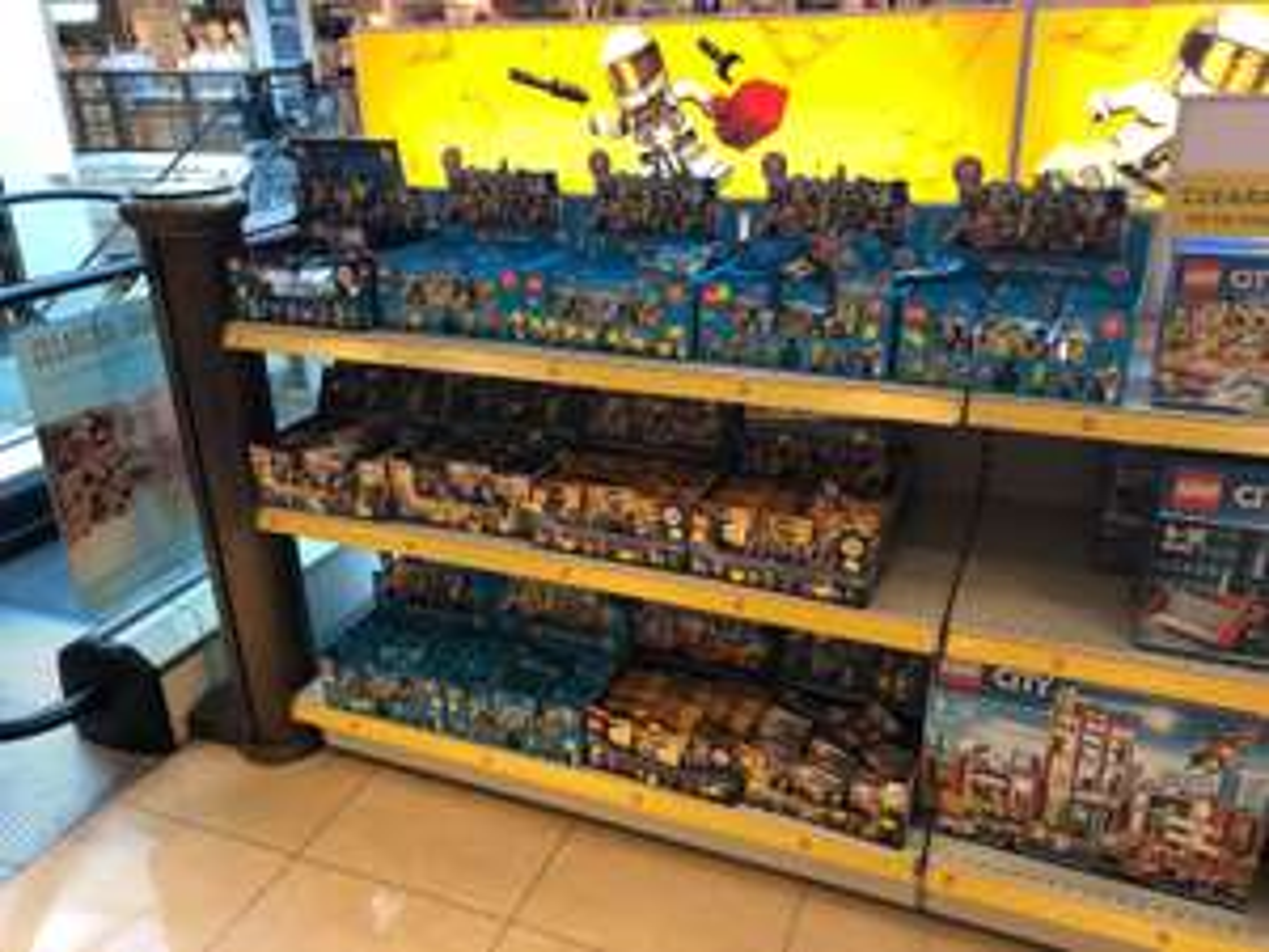 Lego Minifigures 99p @ sainsburys