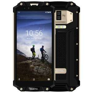 """OUKITEL WP2 Rugged Android 8.0 6.0"""" FHD+ MTK6750T Octa Core 1.5GHz 4GB/64GB IP68 Waterproof 10000mAh NFC £169.39 @ Gearbest App"""