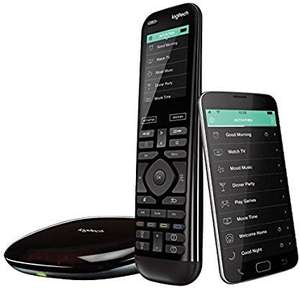 Logitech Harmony Elite Remote Control, Hub and App For £129.00 Amazon
