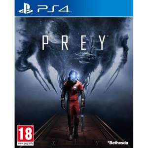 [PS4] Prey - £6.95 (Battlefront II (PS4) - £10.95 / Shadow of War: Silver Edition (PS4/XboxOne) - £14.95 - TheGameCollection