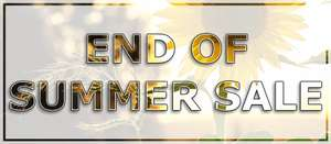 Up to 50% Off @ Tenn Outlet End of Summer Sale