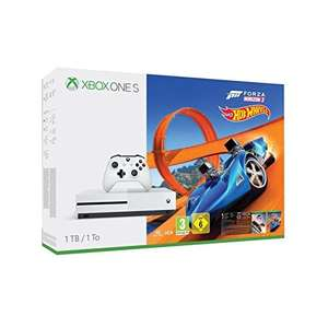 Xbox One S 1TB Forza Horizon 3 + Hot Wheels console bundle £174.48 delivered @ Amazon.fr (with fee free card / £178.84 without) (Cheap Joy-cons and Switch Pro Controller also available. See @nihir comment)