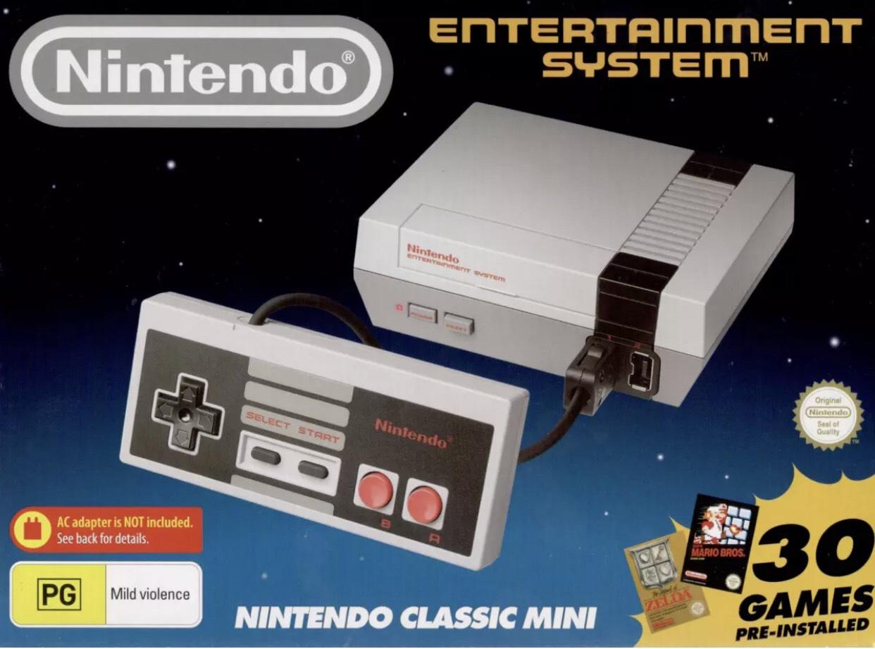 Nintendo Classic Mini NES £45.00 @ Currys ebay w/code PAYDAY