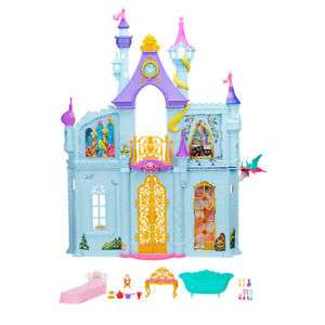 Offer Stack - Disney Princess Royal Dreams Castle Playset (rrp £90) now £30.94 Delivered with £10 Off at checkout + 10% Off code @ eBay / Littlewoods