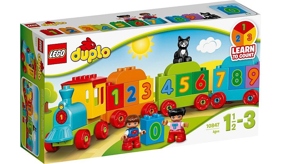 Lego Duplo Train 10847 at B&M £11.99
