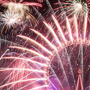 London New Year's Eve Fireworks - £10 each at See Tickets
