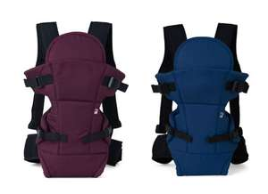 Mothercare 3 Position Baby Carrier - Purple / Navy for £14.40 @ Mothercare (Free C&C)