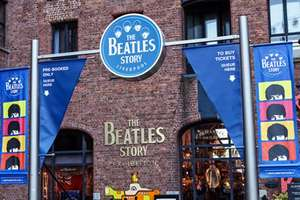 241 at Liverpool Beatles Story Museum £16.95 	365 Tickets