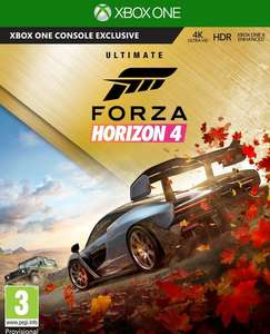 Forza Horizon 4 Ultimate Edition Xbox One X (Nordic version but still plays as PAL region for Europe) £42.50 @ Coolshop