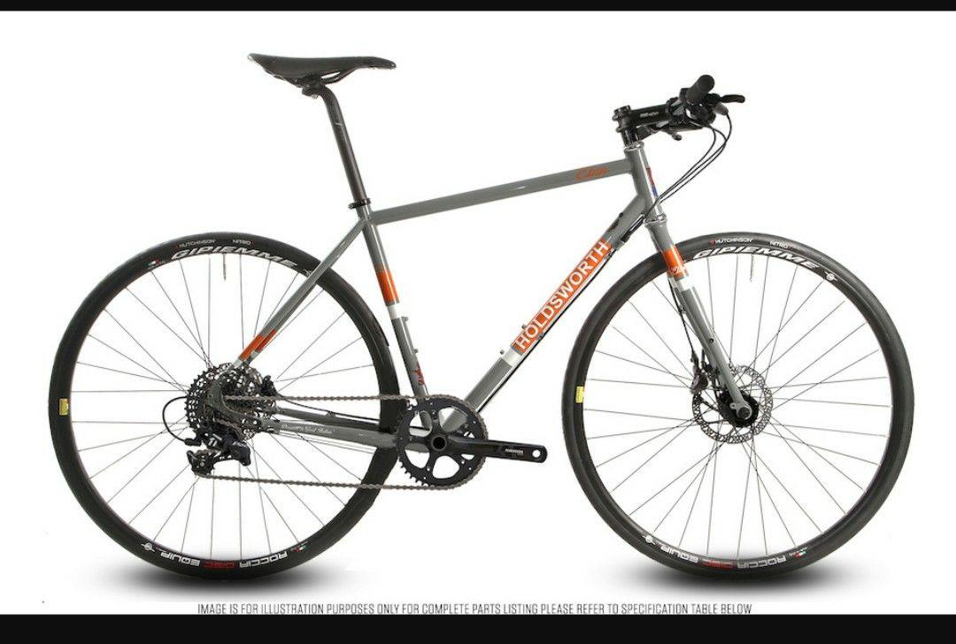 Holdsworth Elan Sram Apex 1 Flat Bar Disc Urban Road Bike £499.99 @ Planet X