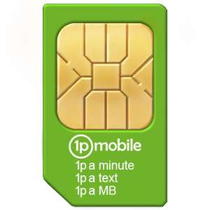 1p Mobile - Good for payg or as a spare or low users, 1p for everything and top up £10  and get £10 loaded sim in return and use in 46 destinations for 1p a minute, text and 1mb data