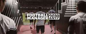 Football Manager 2019 PC £21.79 with code @ Voidu