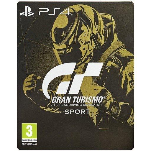 GRAN TURISMO SPORT - SPECIAL EDITION - £24.95 @ TGC