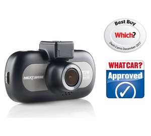 Nextbase 412GW Dash Cam pricematched to £103 but also with free hardwire kit @ Argos