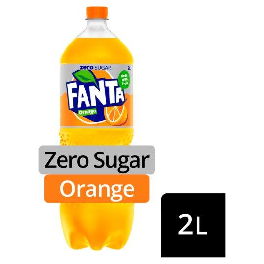 Fanta zero sugar £1 @ tesco