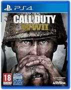 Used Call of duty ww2 @ music magpie - £10.61