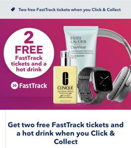 2 FREE MANCHESTER AIRPORT SECURITY FAST-TRACK PASSES AND POTENTIAL FREE COFFEE