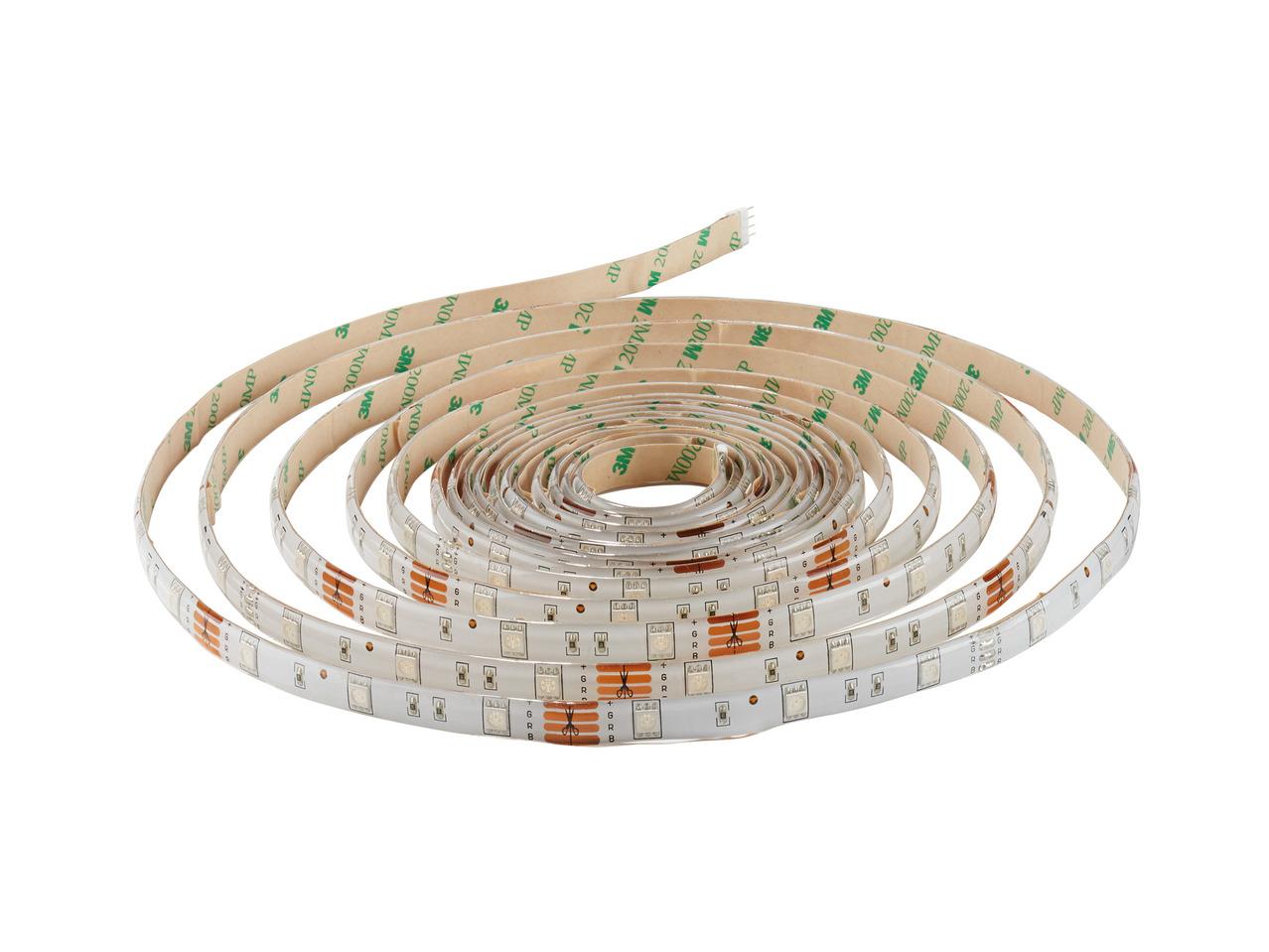 5m LED strip light instore at Lidl for £14.99