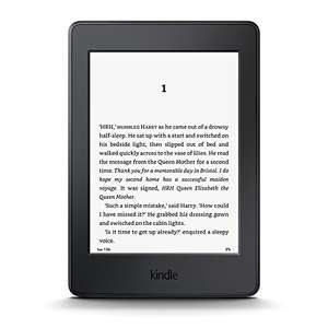 Certified Refurbished Kindle Paperwhite E-reader (includes special offers) £89.99 @ Amazon