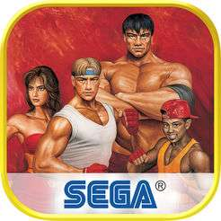 Streets of Rage 2 Classic  free on iOS and Android