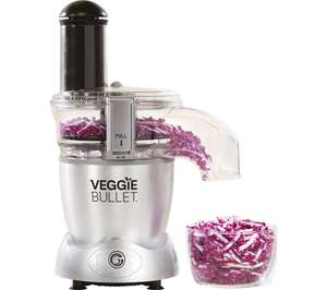 NUTRIBULLET Veggie Bullet Spiralizer / Food Processor £64.97 @ Currys
