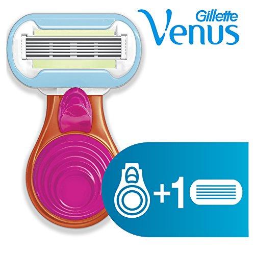Gillette Venus Snap Women's Portable Razor £1.31 prime / £5.80 Non Prime - Amazon