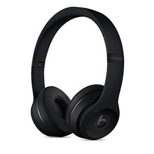 Beats by Dr. Dre SOLO 3 Wireless Headphones On Ear Headphones Black at Amazon Germany - £119.67