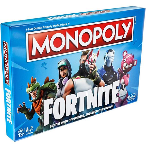 Monopoly: Fortnite Edition pre-order for £19.69 del @waylandgames