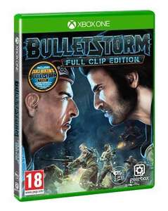 Bulletstorm: Full Clip Edition + Duke Nukem DLC (New) £11.67 delivered @ the game monkey eBay