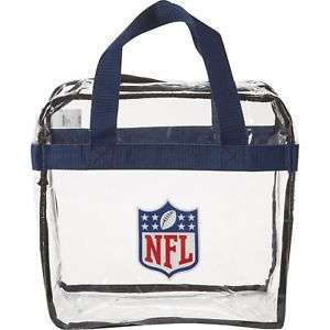 NFL Clear Bag for London Games £5 no postage at Ebay/Fanatics