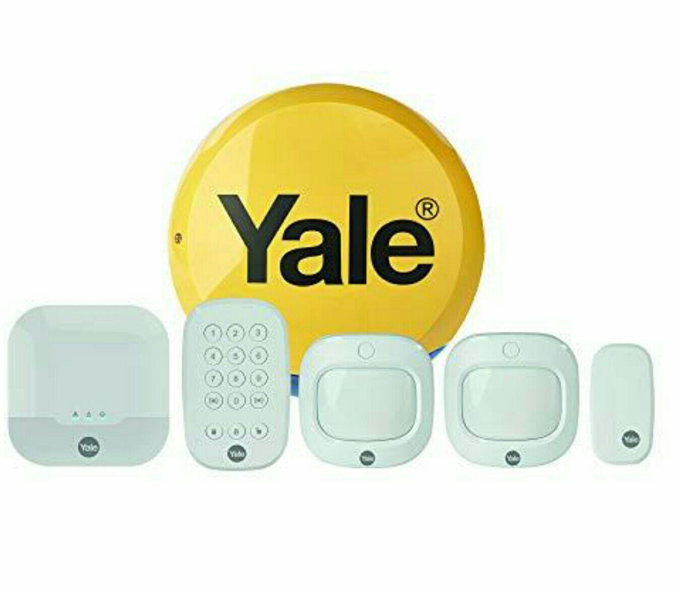 Yale Sync Smart Home Alarm £234.99 Amazon