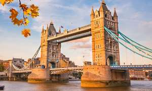 Three-Day Red Rover Thames River Cruise Pass £5.60 for a Child / £9.60 Adult at Groupon