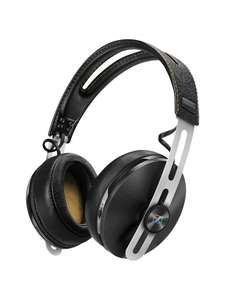 Sennheiser Momentum 2.0 Wireless Full Size Headphones (2nd Gen) with Inline Mic/remote, Black now available at  John Lewis & Partners only @ £199.99 (with £100 savings applied automatically) + 2 years warranty