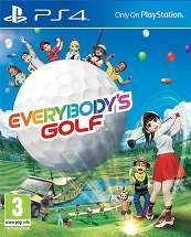 Everybodys Golf  / Uncharted The Lost Legacy  / Guilty Gear XRD Rev 2 / Outlast Trinity PS4 ex-rental PS4 £9.99 @ boomerang